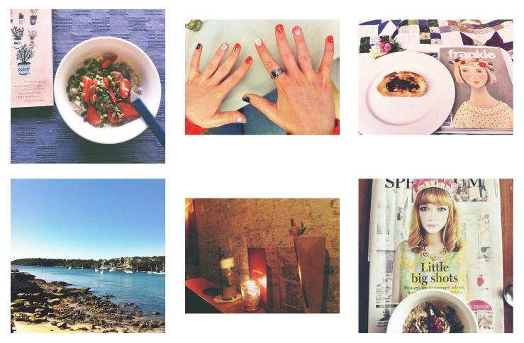august instagram