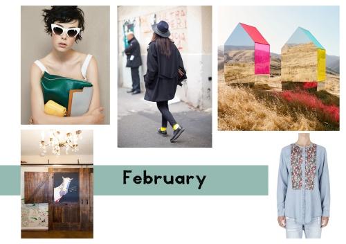february inspiration