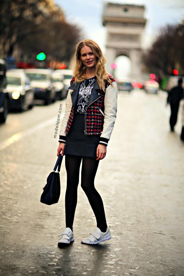anna ewers rock chick model