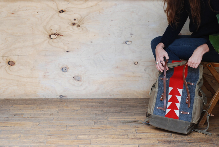 sketchbook backpack