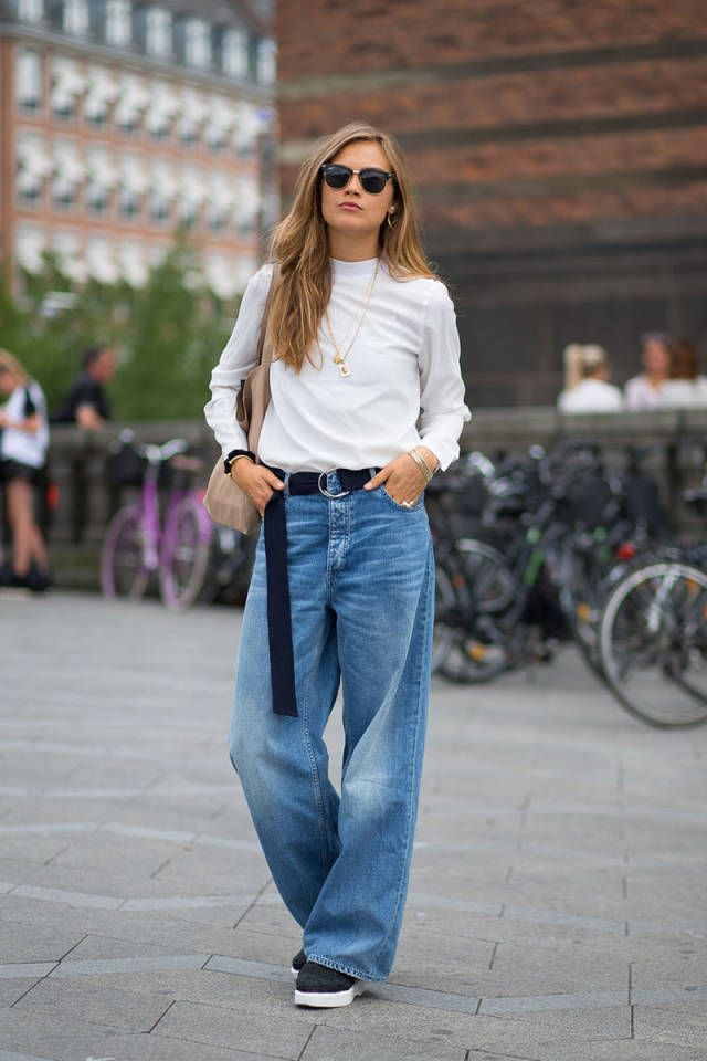 90s jeans street style