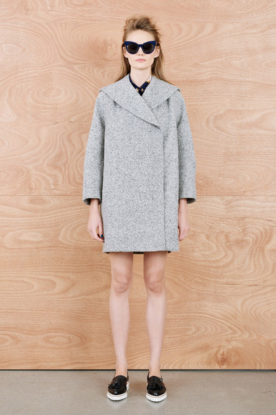 karen walker thistle coat