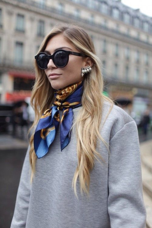 neckerchief fashion