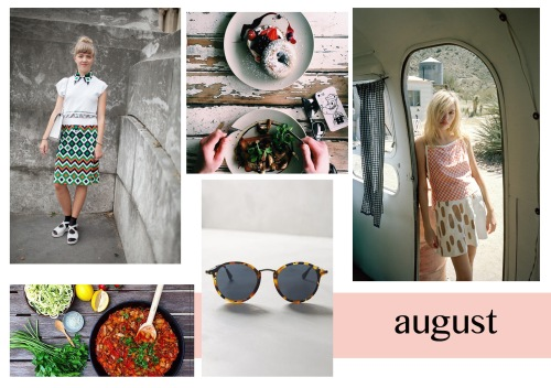 august inspiration wall 2015