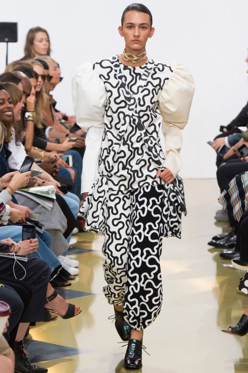 jw anderson prints womenswear