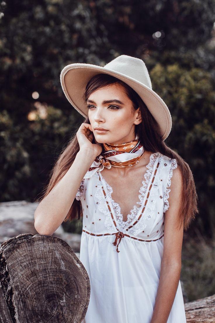 photoshoot bandanna vintage