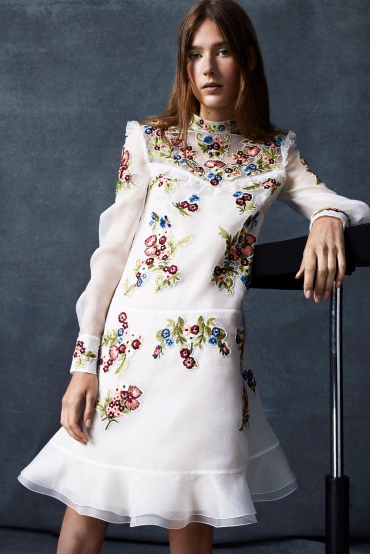 erdem resort dress