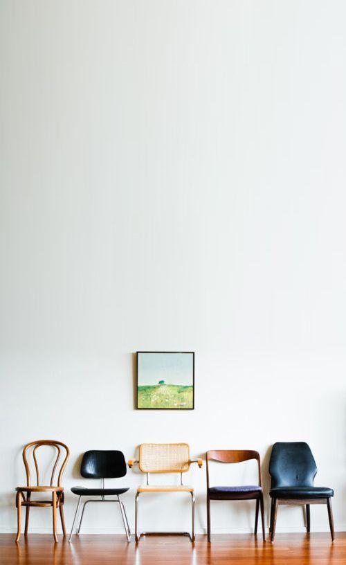 pretty vintage chairs