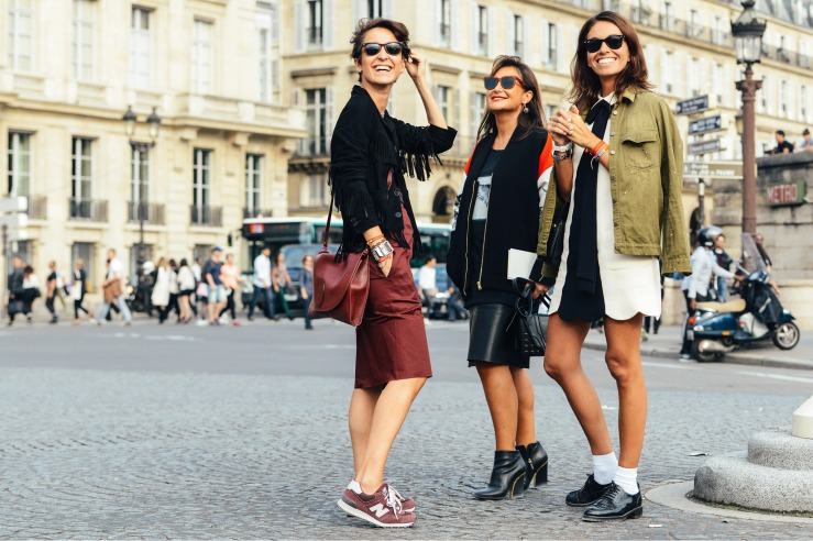 squad goals street style