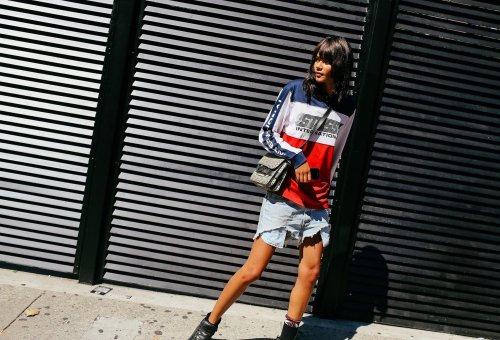 boyfriend street style