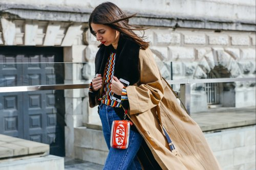 mum jeans street style