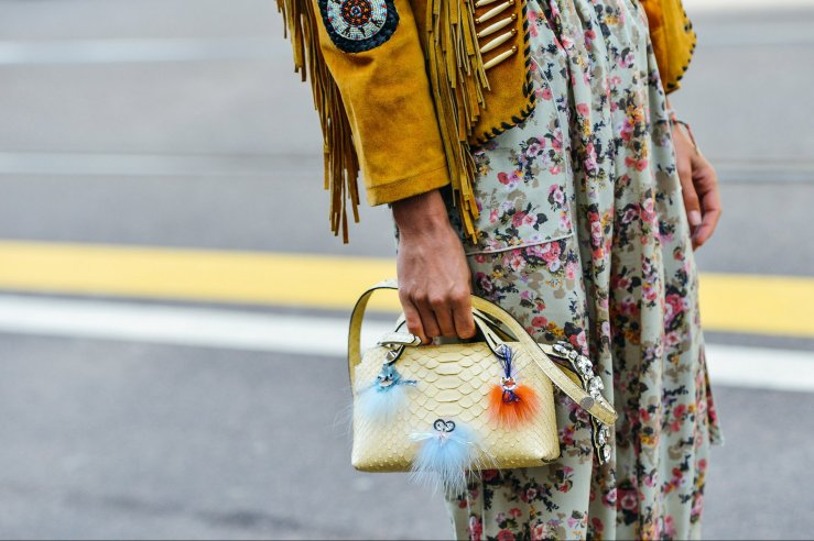 street style tassles and florals