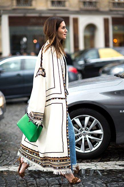 street style isabel marant coat