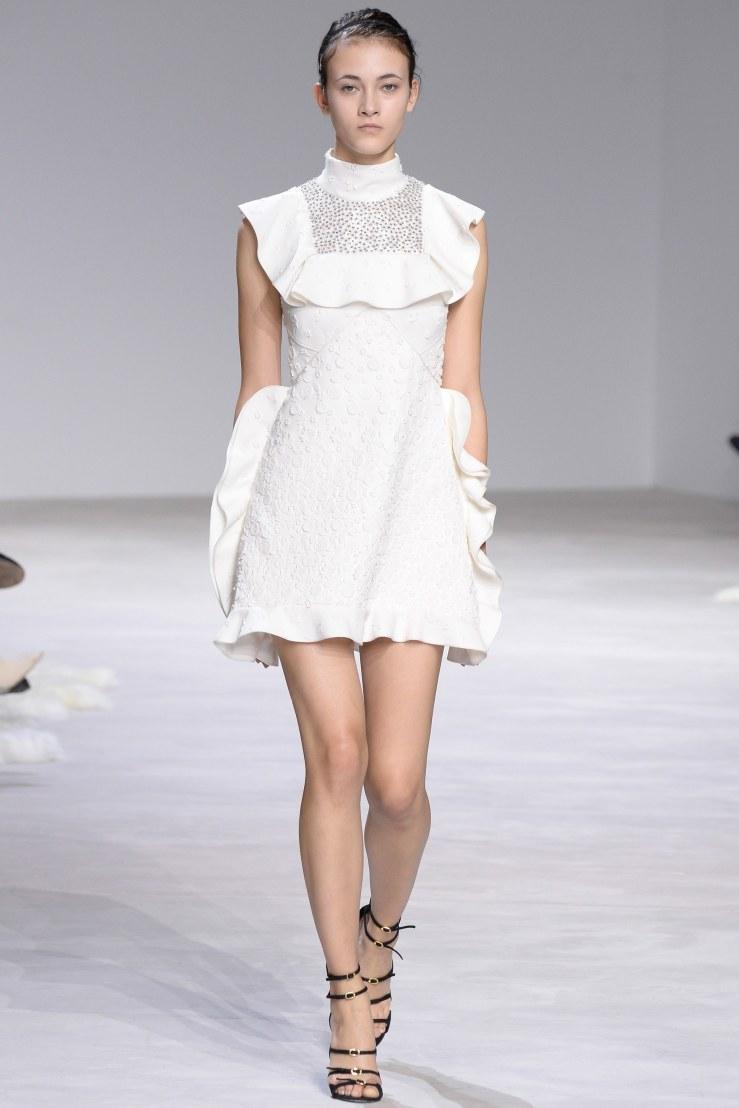 giambattista valli couture 2016 frills