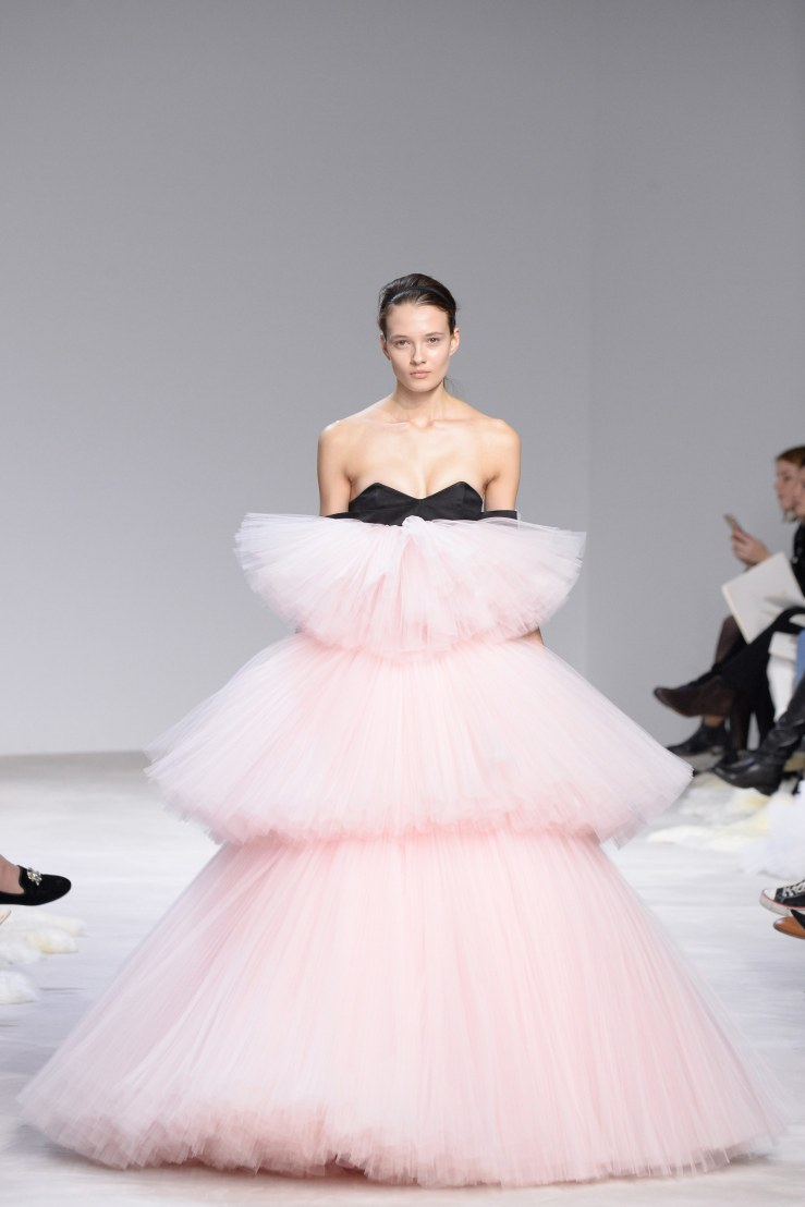 giambattista valli couture 2016 tulle