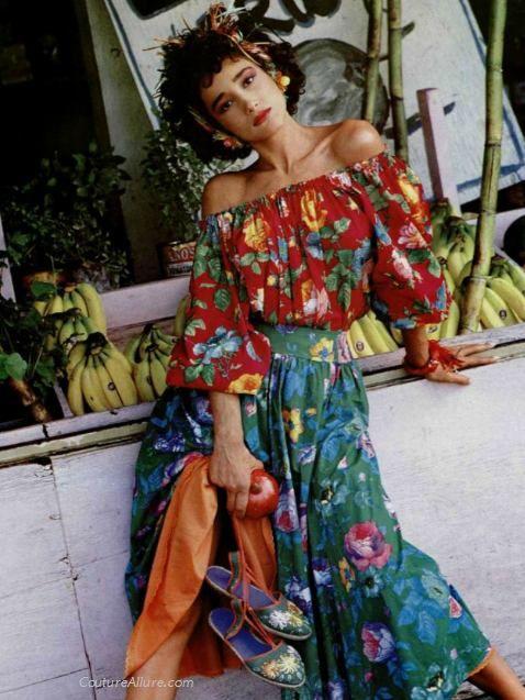 kenzo 1985 fashion