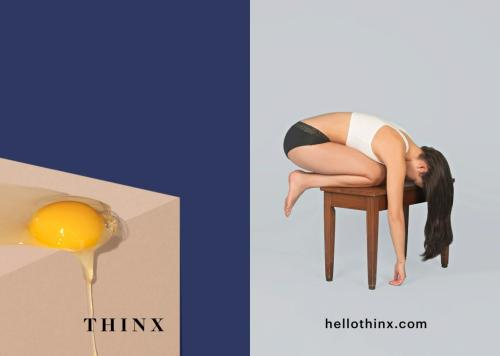 thinx advertising campaign