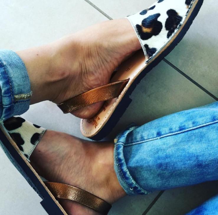 palmaira sandals sustainable fashion