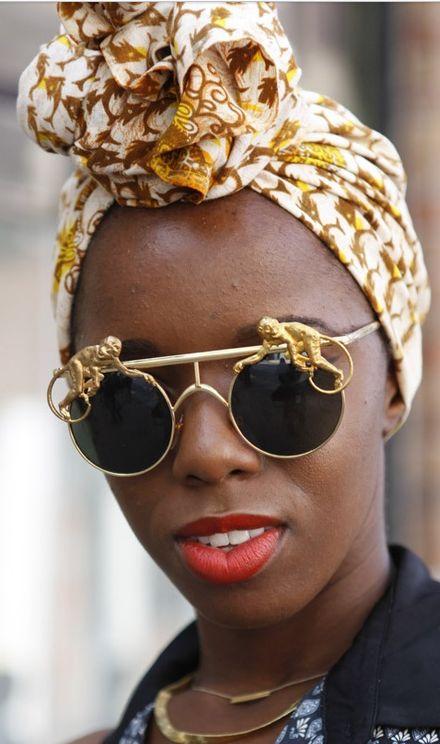 street style turban