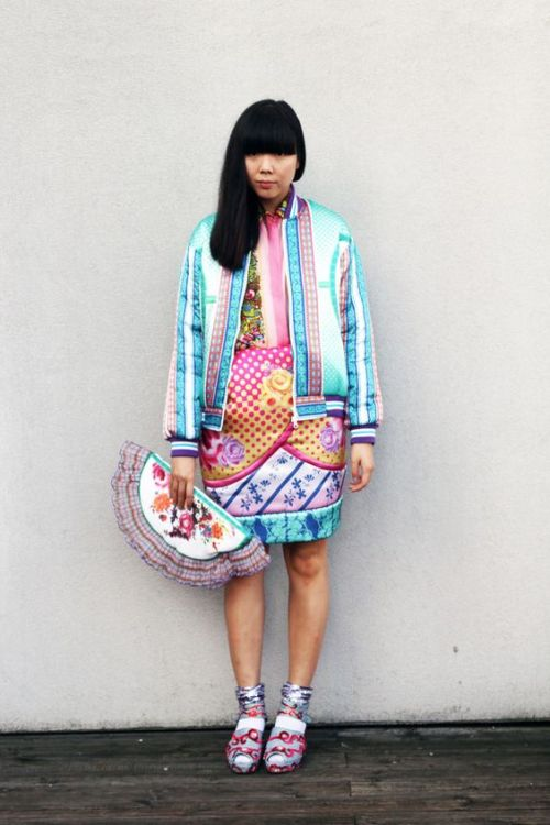 street style susie bubble patterns