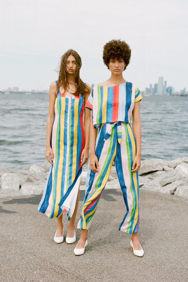 mara hoffman pattern colour resort
