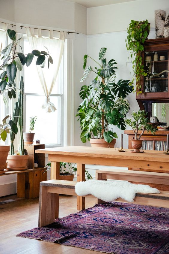 design sponge green dining room