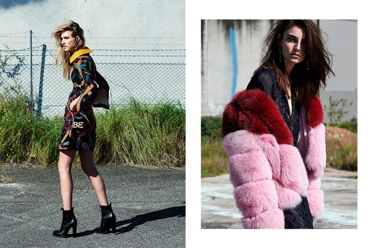 pagesdigital fashion shoot