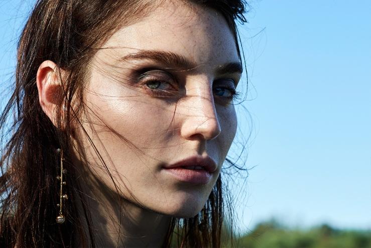 photoshoot earrings