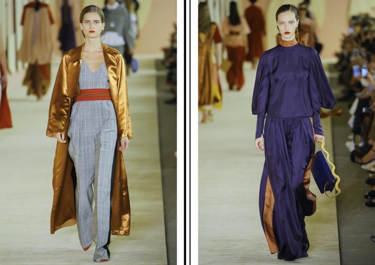 roksanda sleepwear spring 2017