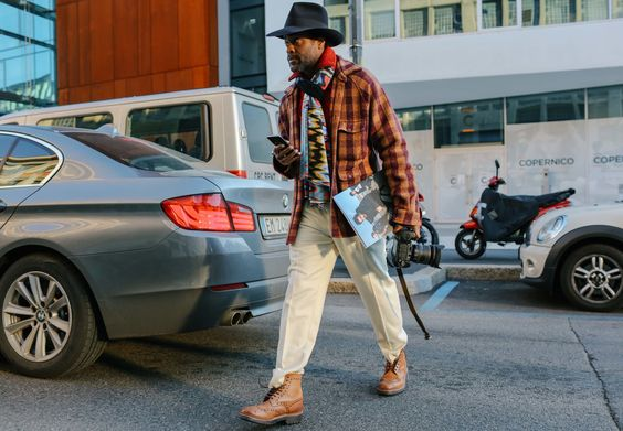 karl-edwin guerre street style menswear fall 2017 milan