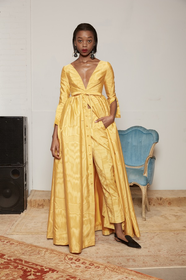 rosie assoulin tea party fall 2017